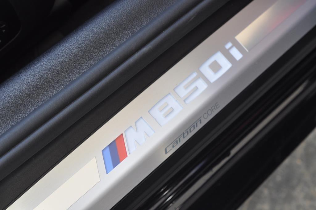 BMW Série 8 M850I Cabriolet Xdrive Carbonscwharz Metal - 20