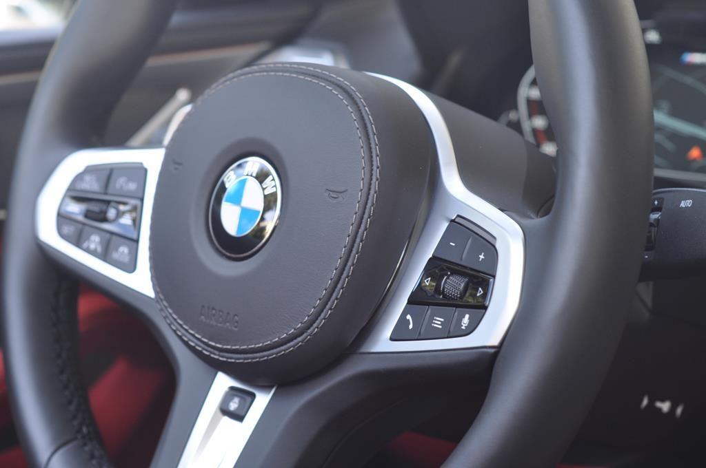 BMW Série 8 M850I Cabriolet Xdrive Carbonscwharz Metal - 24