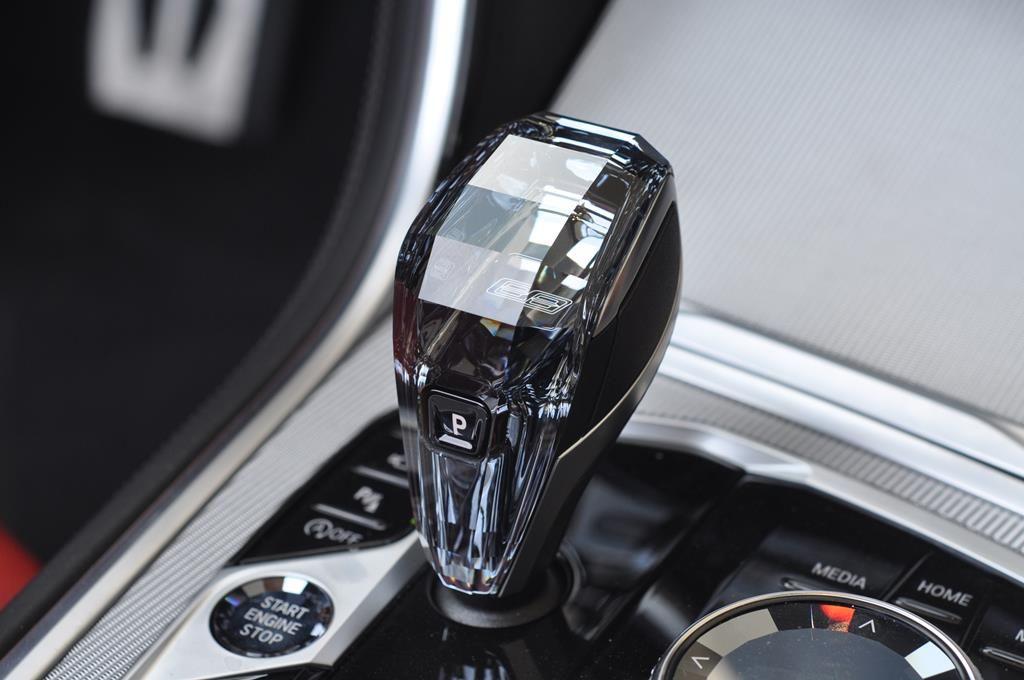 BMW Série 8 M850I Cabriolet Xdrive Carbonscwharz Metal - 25