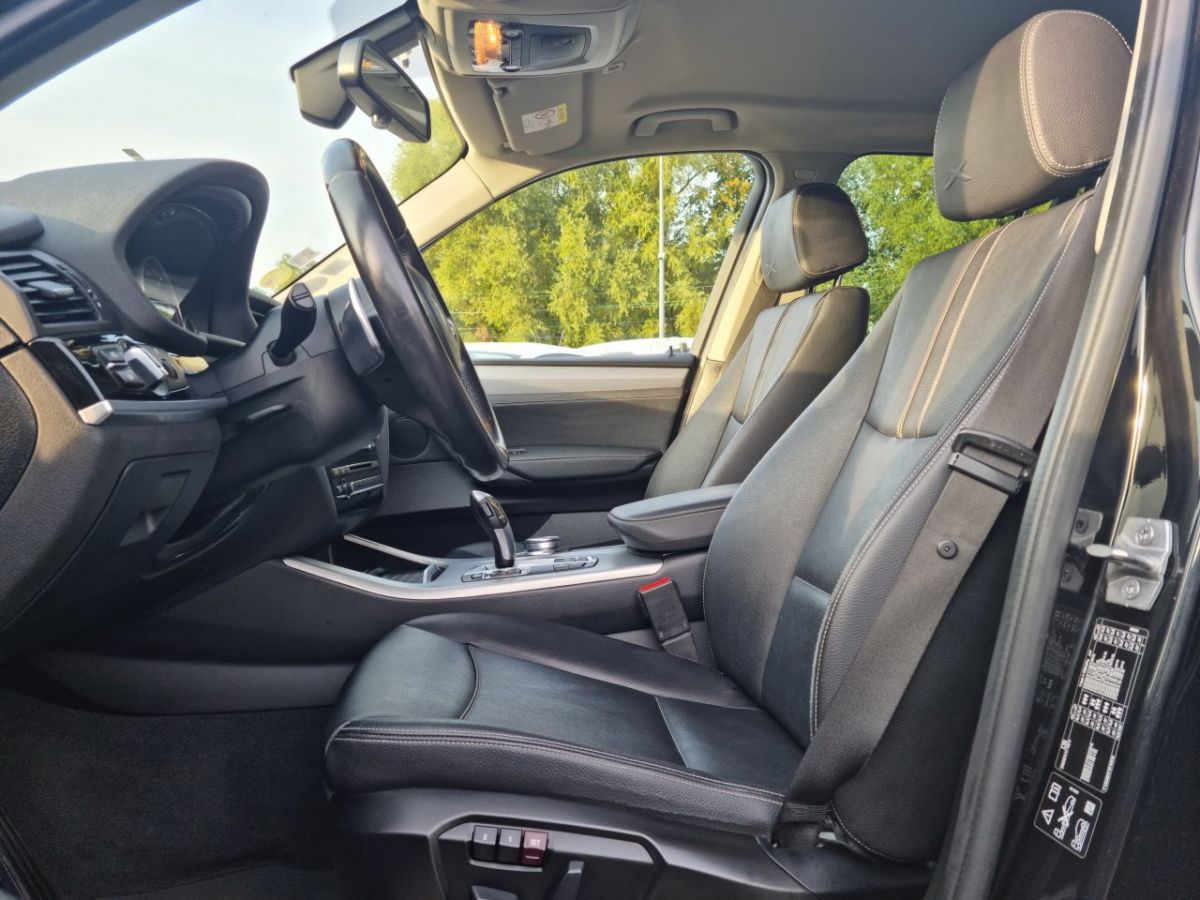 BMW X3 II (F25) xDrive20d 190ch xLine NOIR - 13