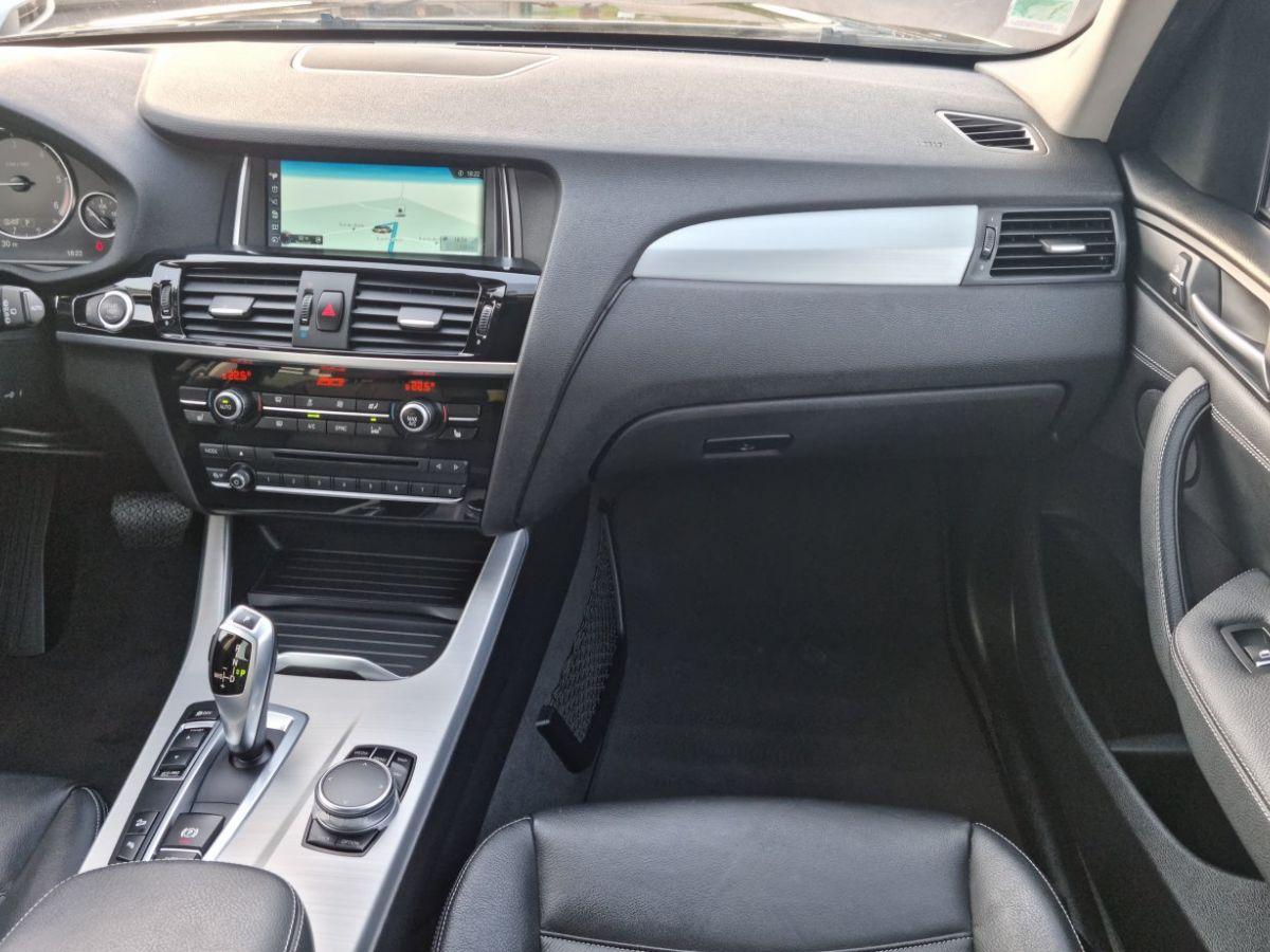 BMW X3 II (F25) xDrive20d 190ch xLine NOIR - 24