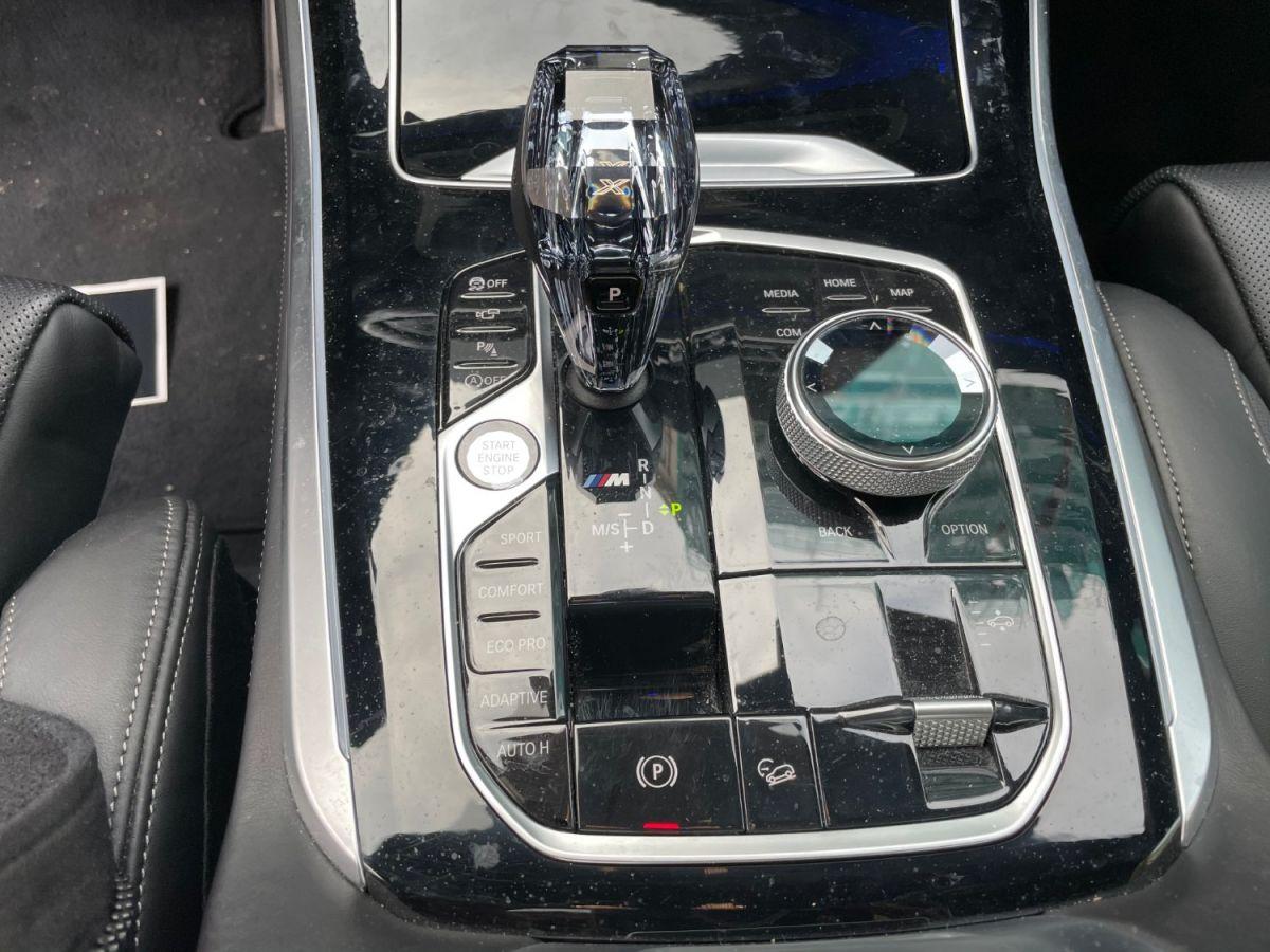 BMW X5 (G05) M50DA 400 7PL Bleu Métallisé - 26
