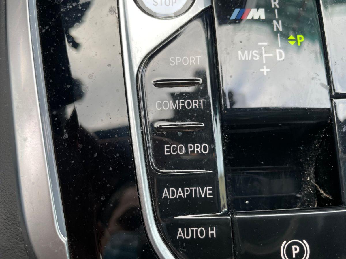 BMW X5 (G05) M50DA 400 7PL Bleu Métallisé - 27