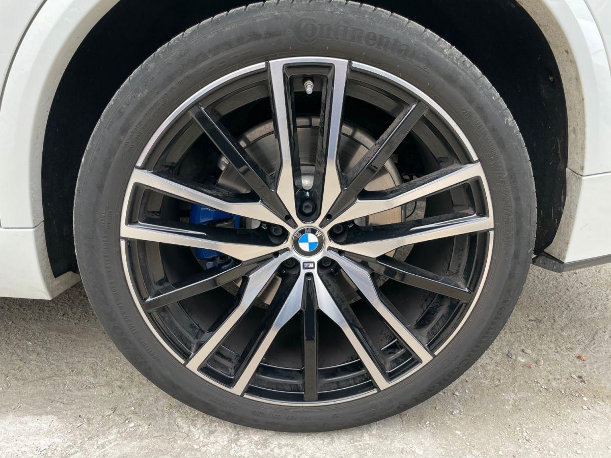 BMW X5 (G05) M50DA 400 7PL Bleu Métallisé - 36