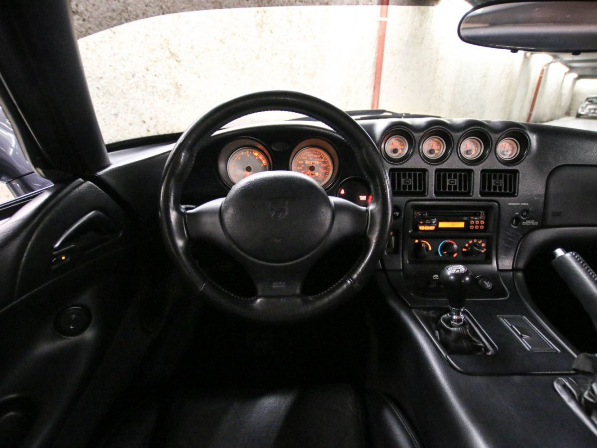 Dodge Viper RT-10 8L V10 Gris Métallisé - 23