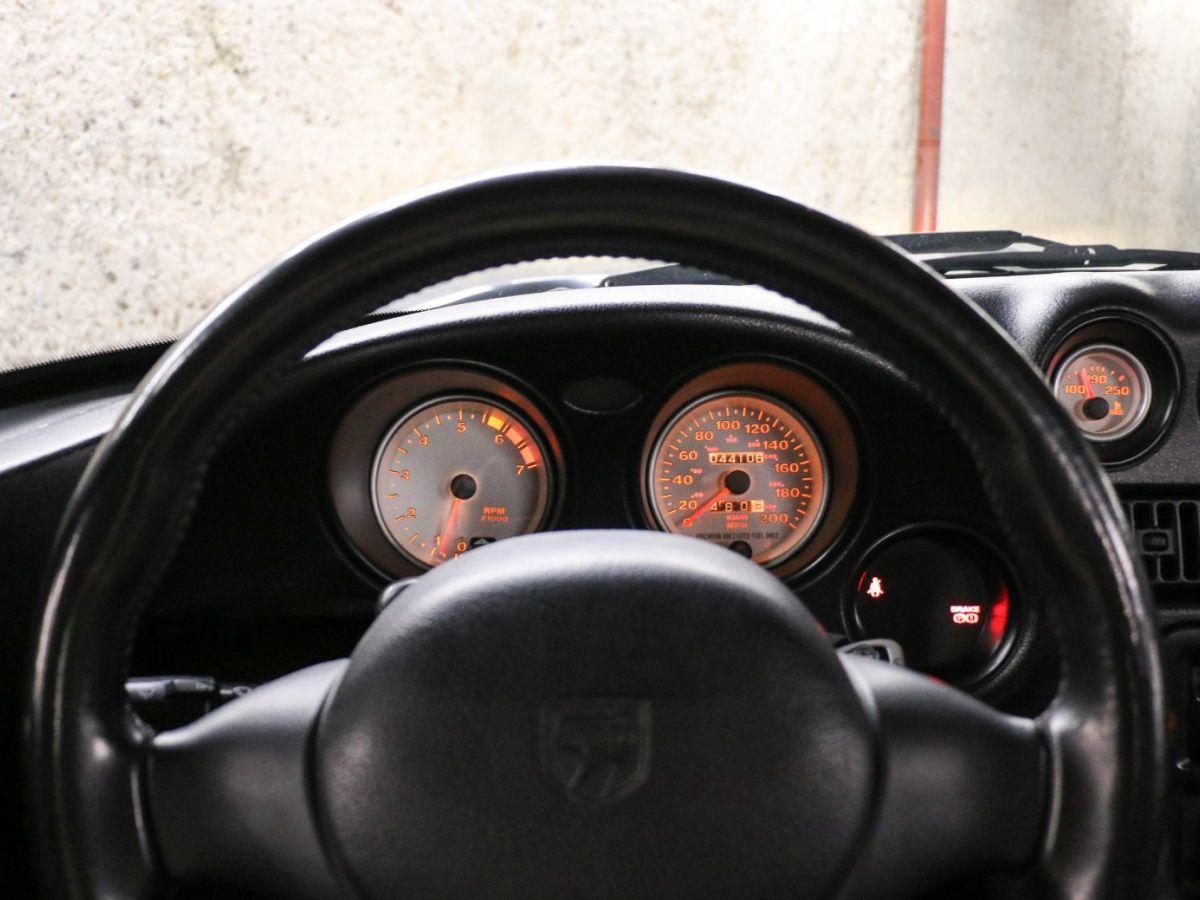 Dodge Viper RT-10 8L V10 Gris Métallisé - 31