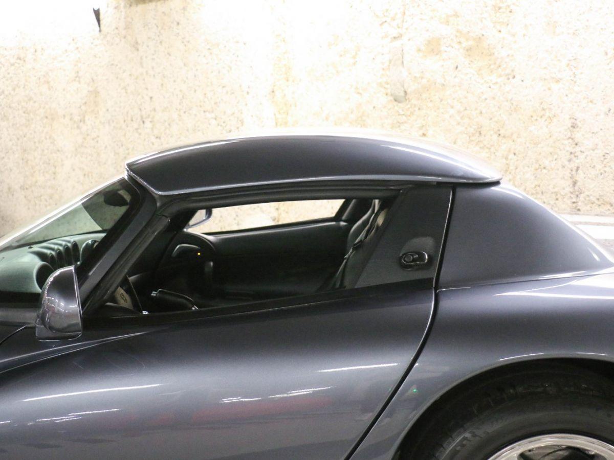 Dodge Viper RT-10 8L V10 Gris Métallisé - 14