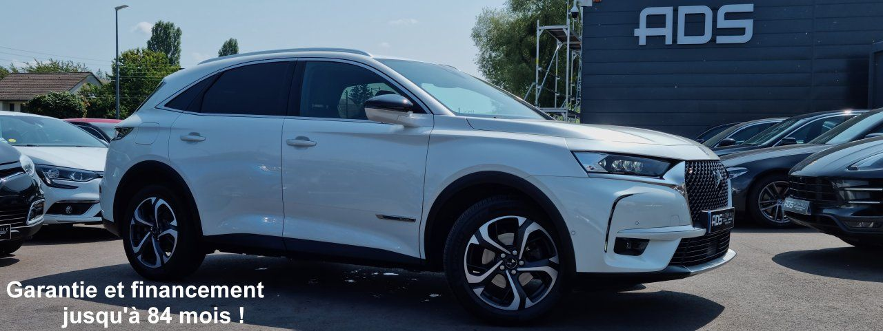 DS DS 7 CROSSBACK DS7 2.0 BLUEHDI BVA EXECUTIVE Occasion
