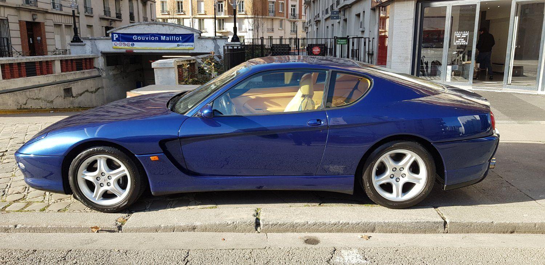 Ferrari 456 FERRARI 456 M GT 5.5 V12 440 Bleu Métallisé - 4
