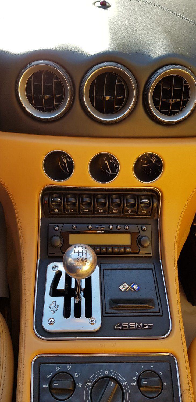 Ferrari 456 FERRARI 456 M GT 5.5 V12 440 Bleu Métallisé - 10