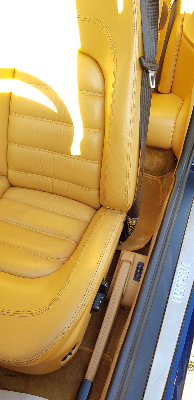 Ferrari 456 FERRARI 456 M GT 5.5 V12 440 Bleu Métallisé - 8
