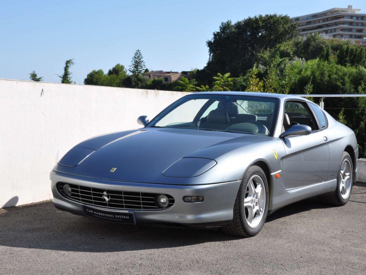 Ferrari 456 M GT Gris Clair - 1