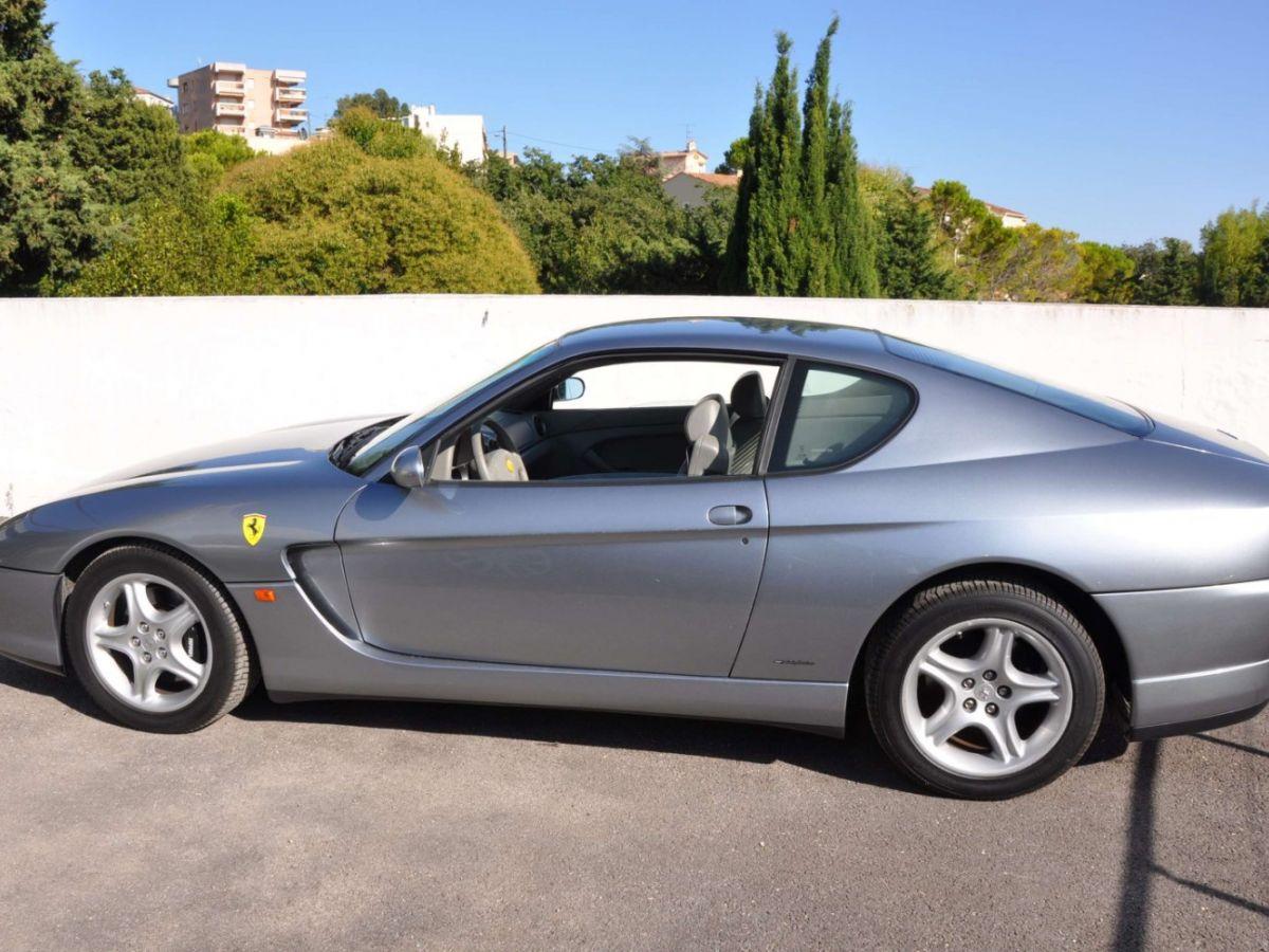 Ferrari 456 M GT Gris Clair - 4