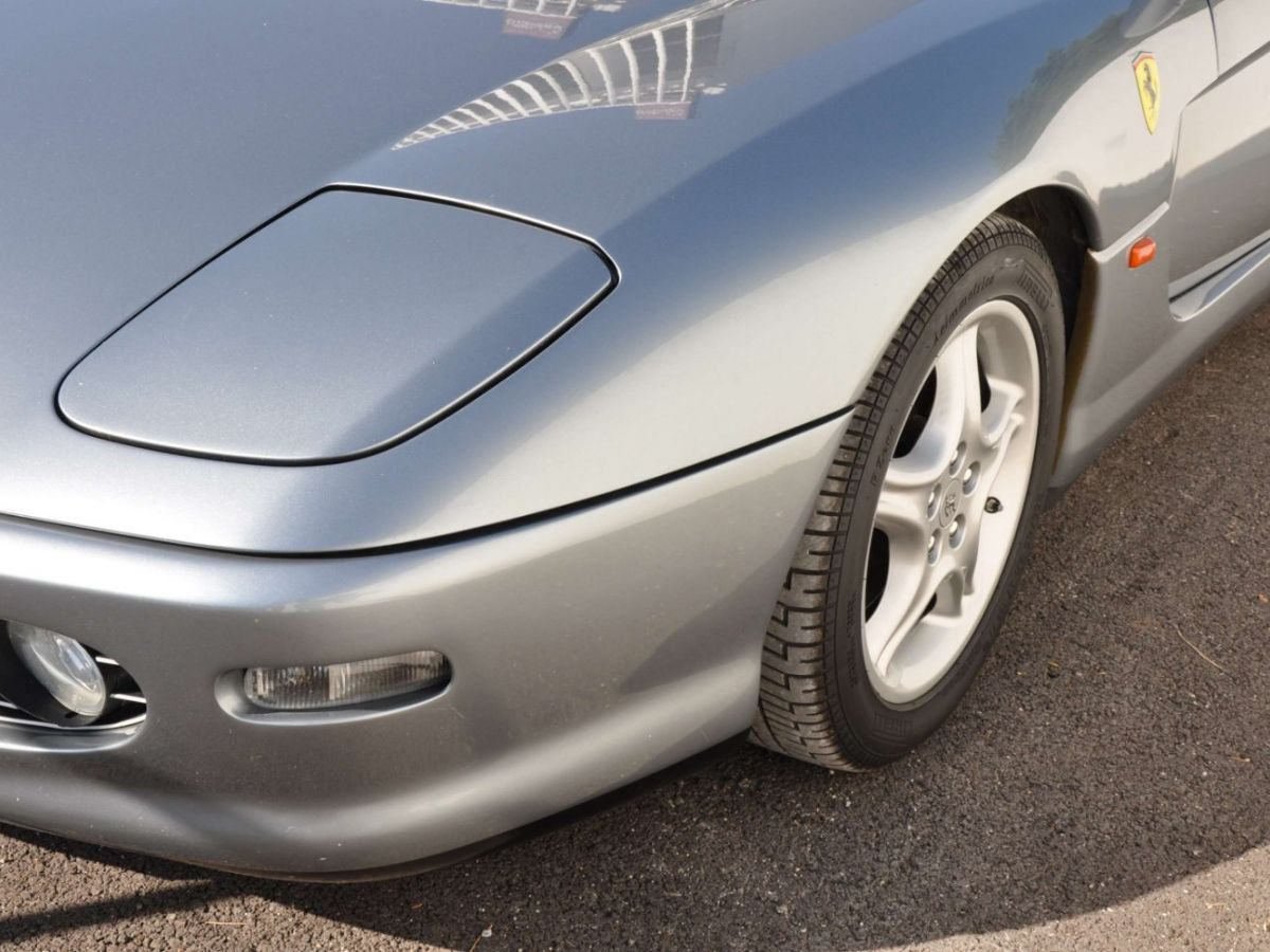 Ferrari 456 M GT Gris Clair - 9