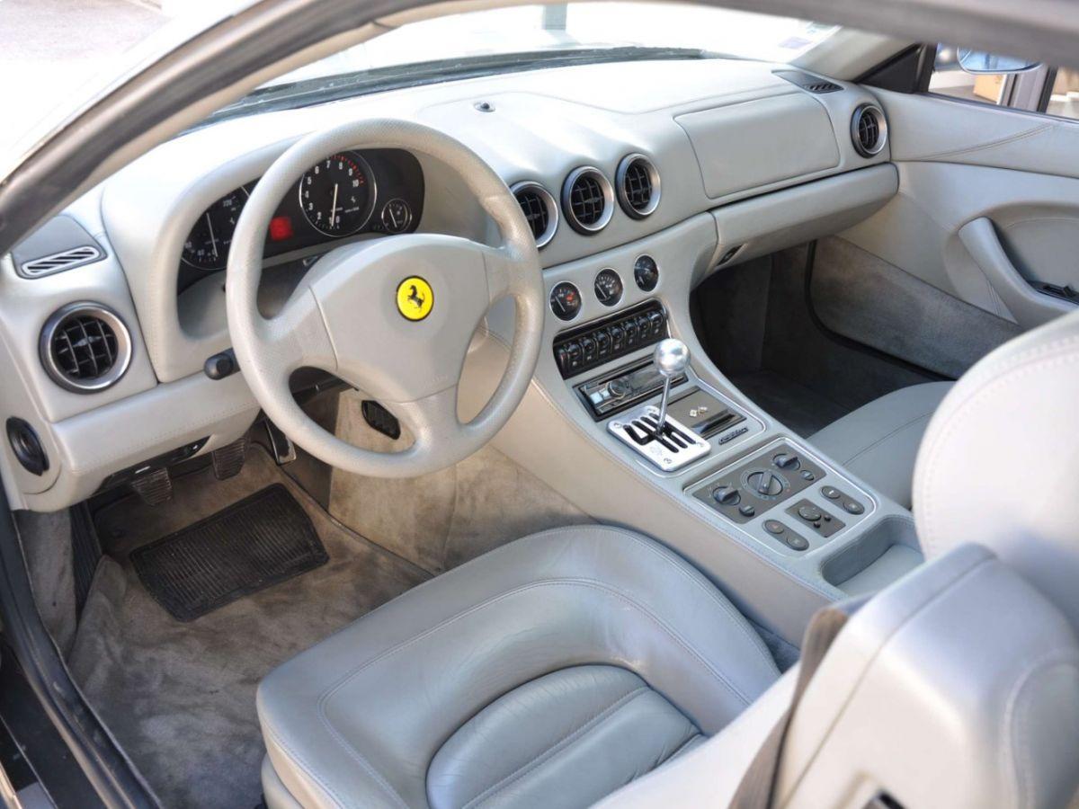 Ferrari 456 M GT Gris Clair - 12