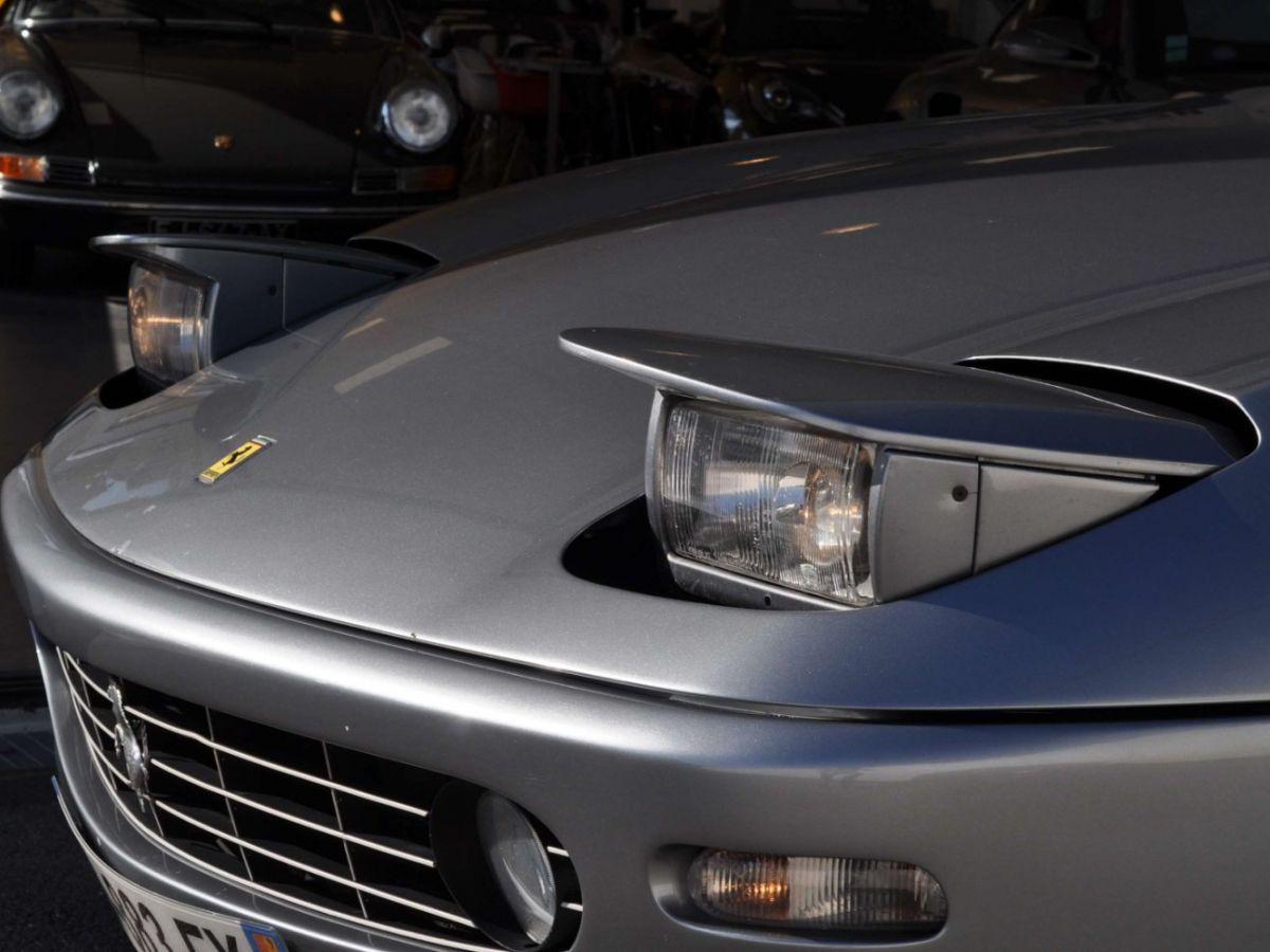 Ferrari 456 M GT Gris Clair - 34