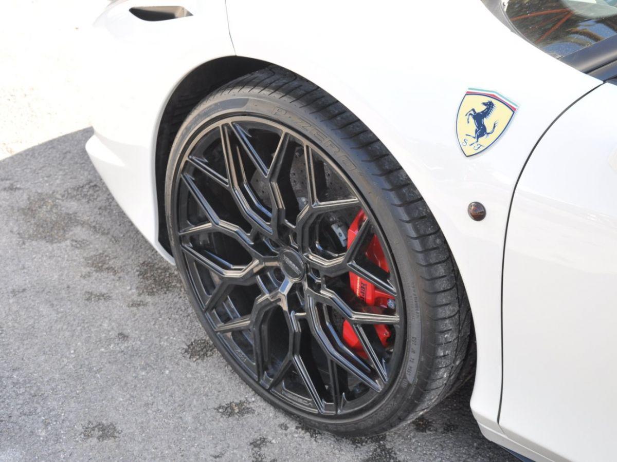 Ferrari 458 Italia 4.5 V8 570CH Blanc - 17