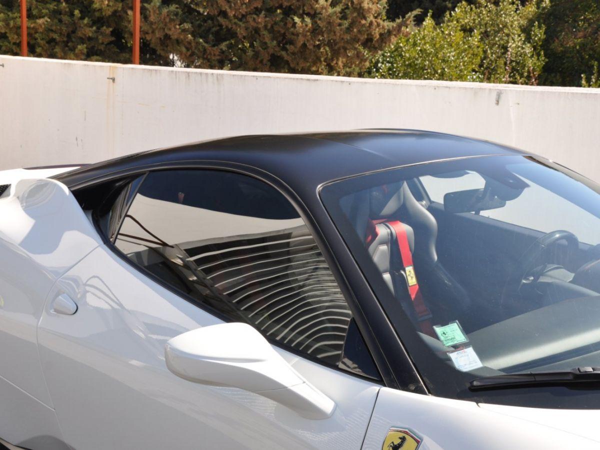Ferrari 458 Italia 4.5 V8 570CH Blanc - 19