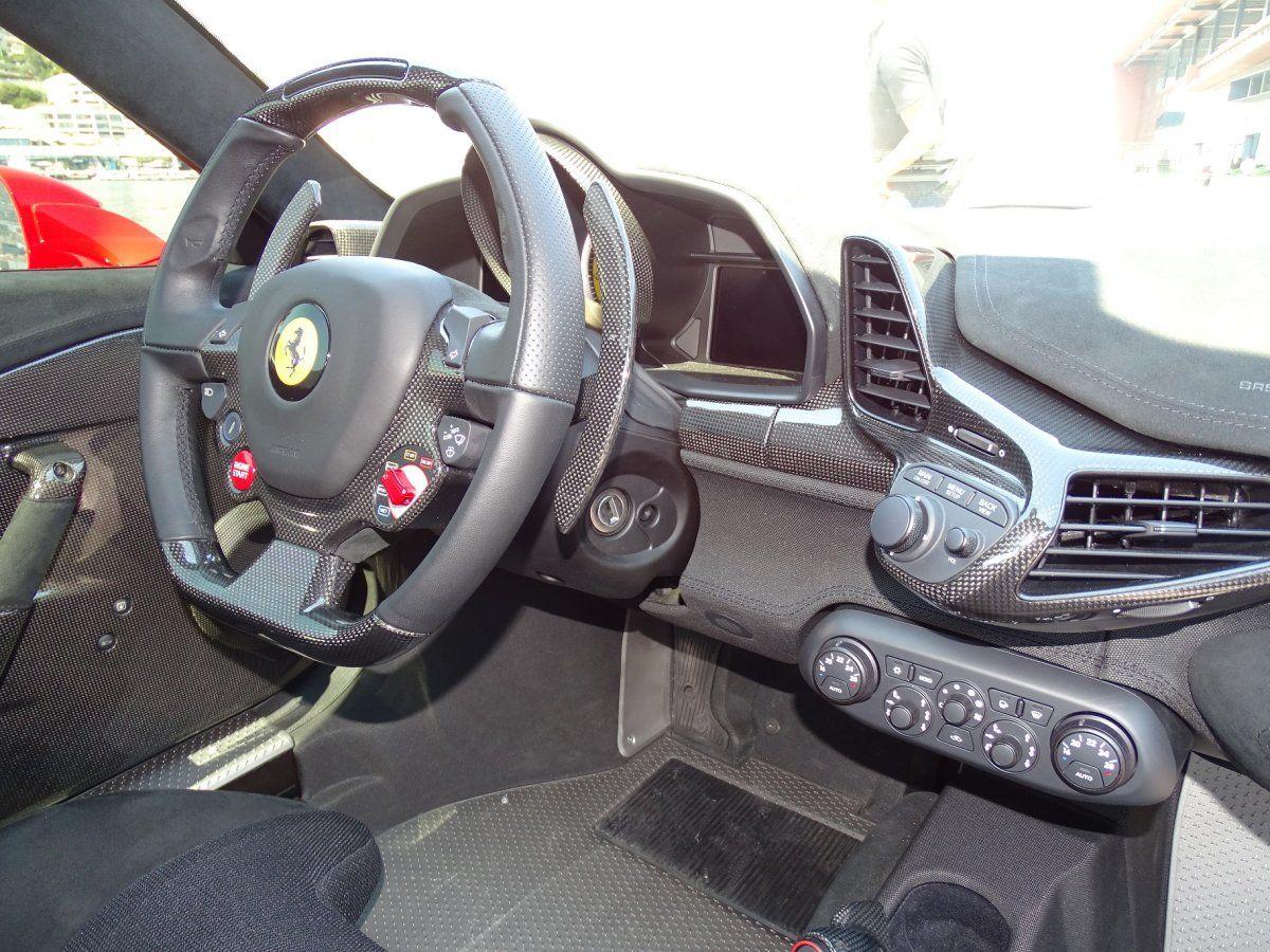 ferrari 458 speciale f1 605 cv