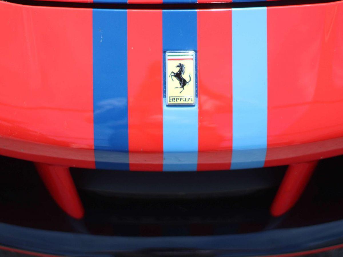 Ferrari 488 GTB GTB TAILOR MADE 70TH EDITION LE CASTELLET 670ch Rouge - 20
