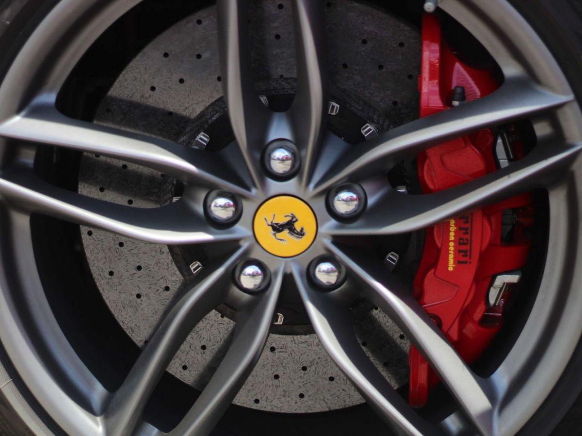 Ferrari 488 GTB GTB TAILOR MADE 70TH EDITION LE CASTELLET 670ch Rouge - 43