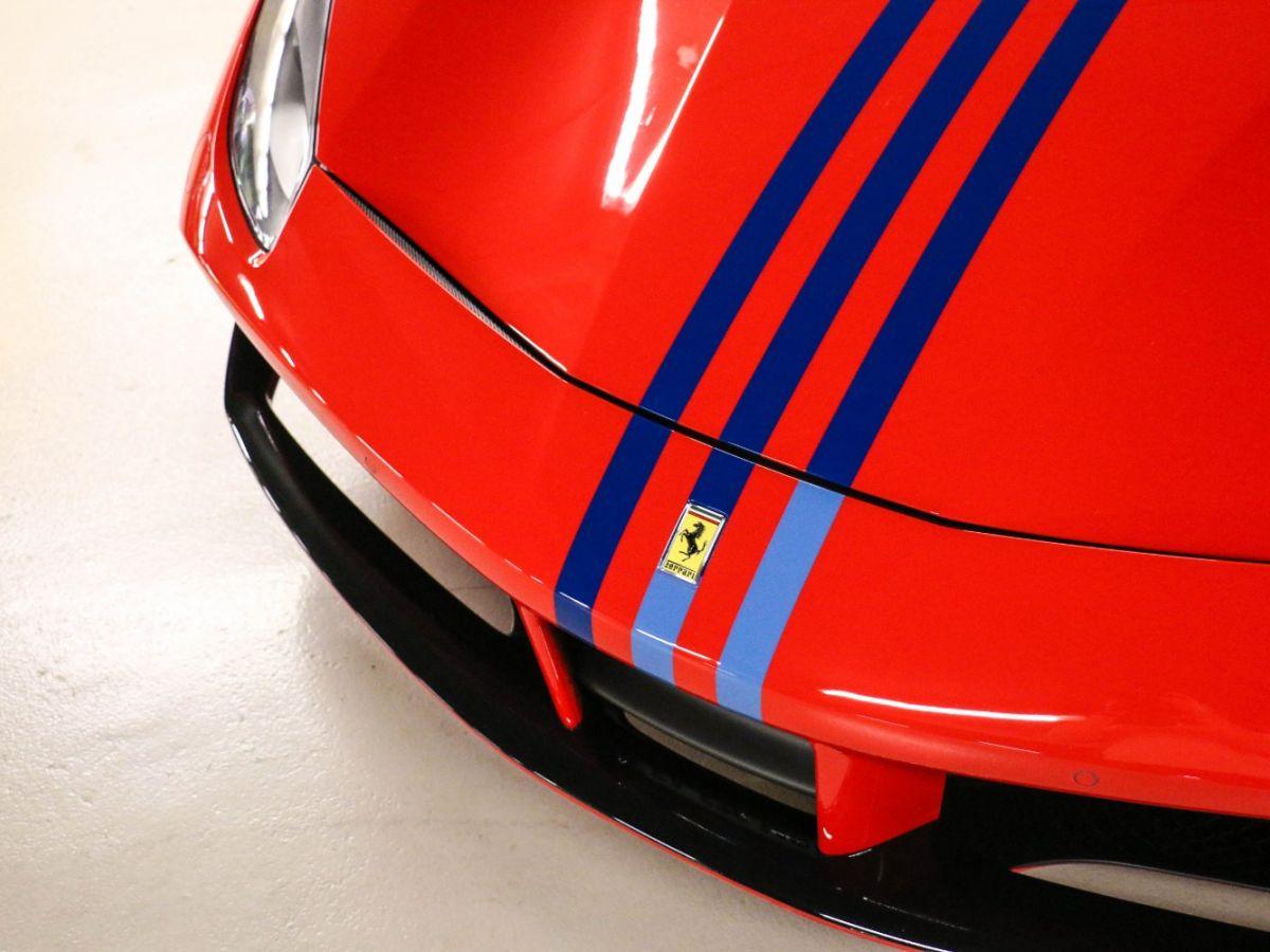 Ferrari 488 GTB TAILOR MADE 70TH EDITION LE CASTELLET Rouge - 6