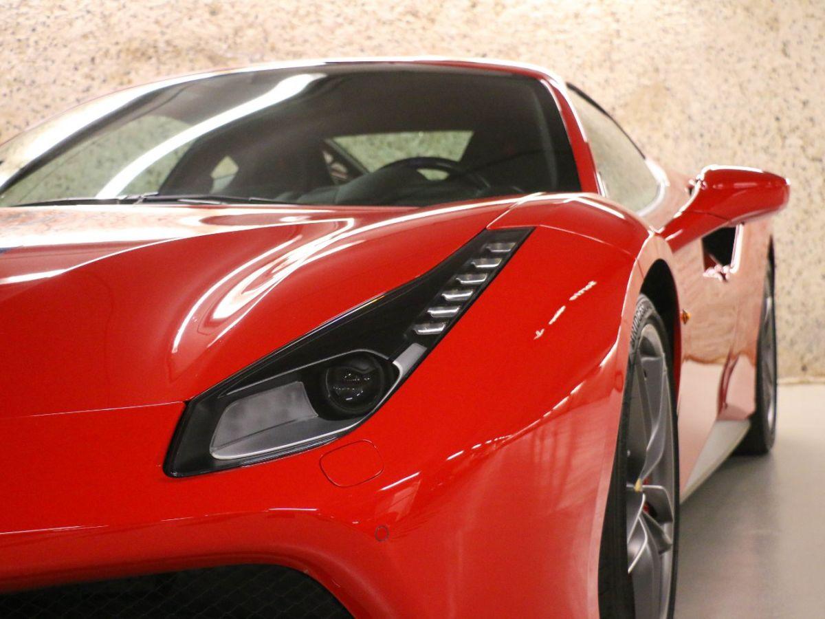 Ferrari 488 GTB TAILOR MADE 70TH EDITION LE CASTELLET Rouge - 11