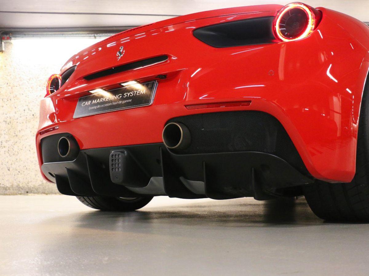 Ferrari 488 GTB TAILOR MADE 70TH EDITION LE CASTELLET Rouge - 22