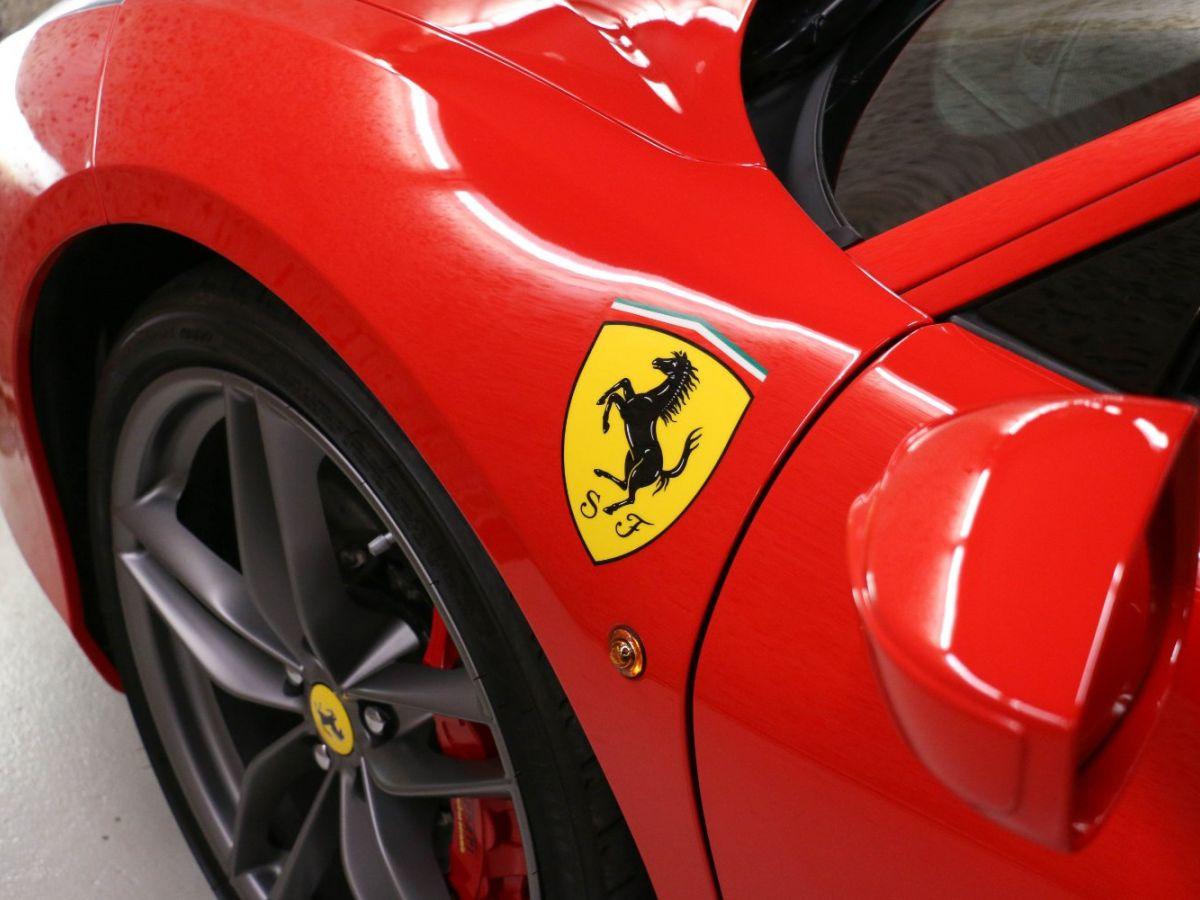 Ferrari 488 GTB TAILOR MADE 70TH EDITION LE CASTELLET Rouge - 23