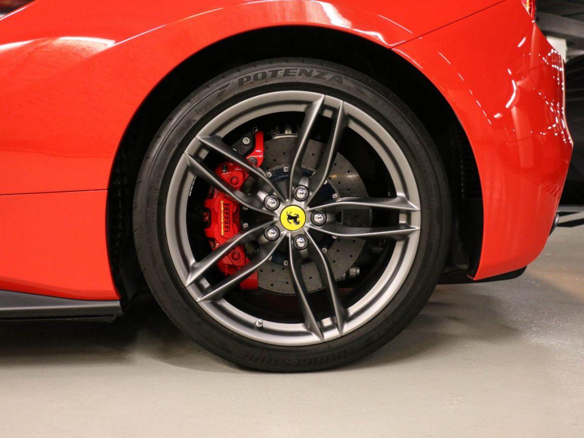 Ferrari 488 GTB TAILOR MADE 70TH EDITION LE CASTELLET Rouge - 27