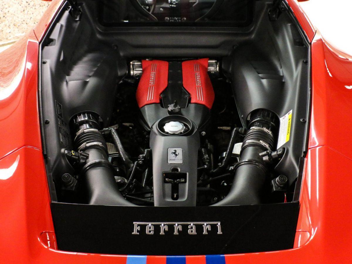 Ferrari 488 GTB TAILOR MADE 70TH EDITION LE CASTELLET Rouge - 31