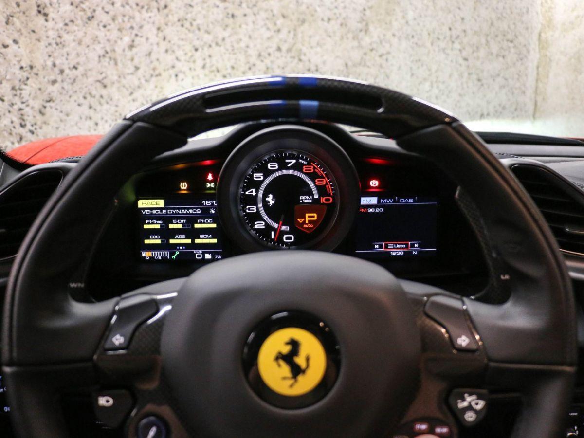 Ferrari 488 GTB TAILOR MADE 70TH EDITION LE CASTELLET Rouge - 50