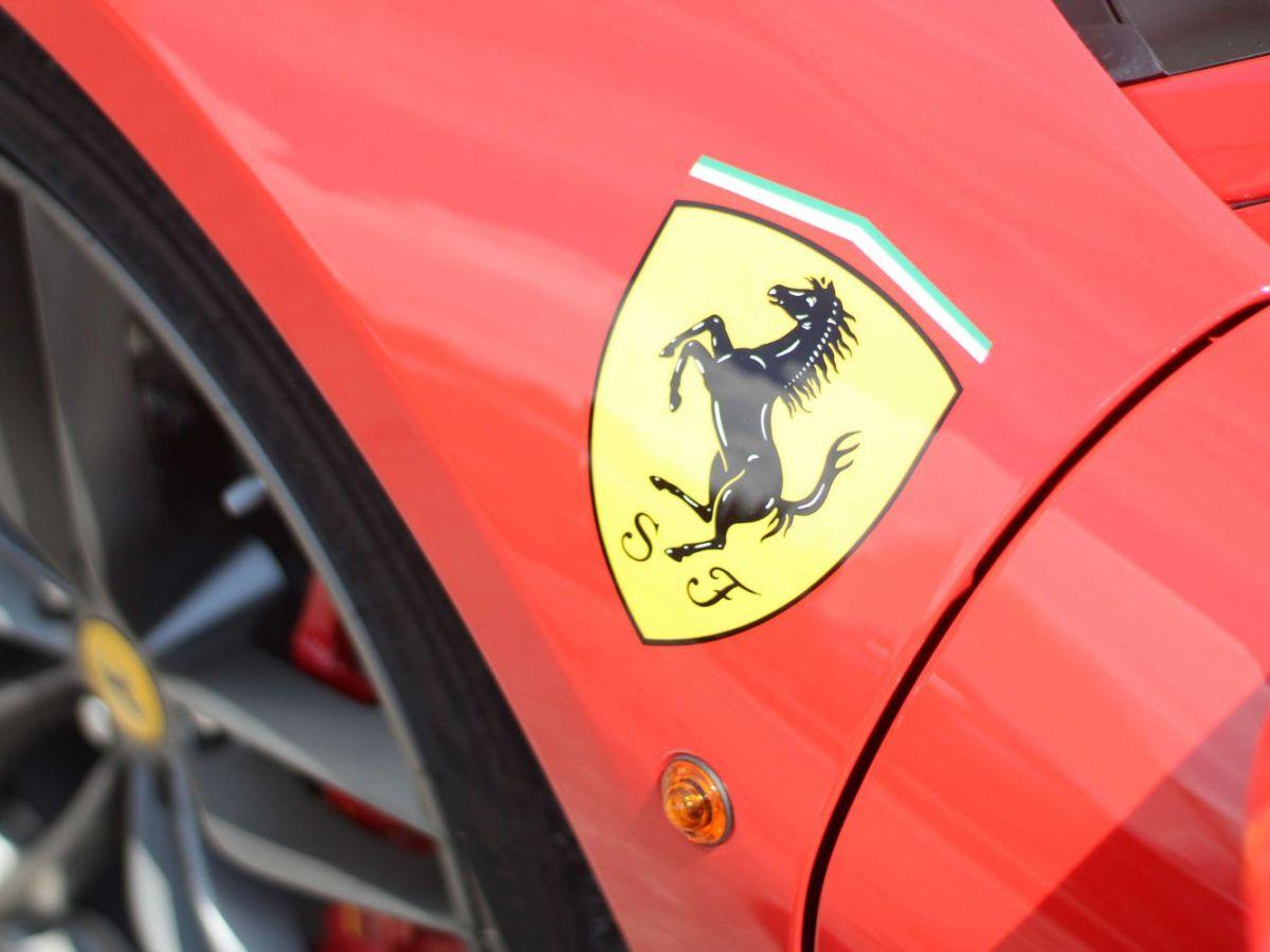 Ferrari 488 GTB TAILOR MADE 70TH EDITION LE CASTELLET 670ch Rouge - 21