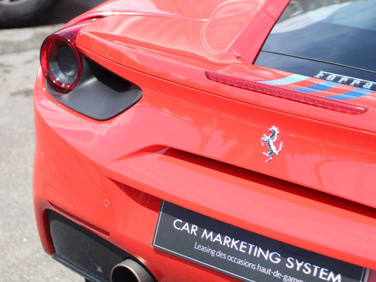Ferrari 488 GTB TAILOR MADE 70TH EDITION LE CASTELLET 670ch Rouge - 45