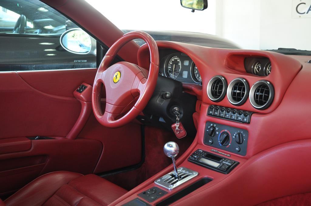 Ferrari 550 Maranello 5.5 V12 Argento Nurburgring - 12