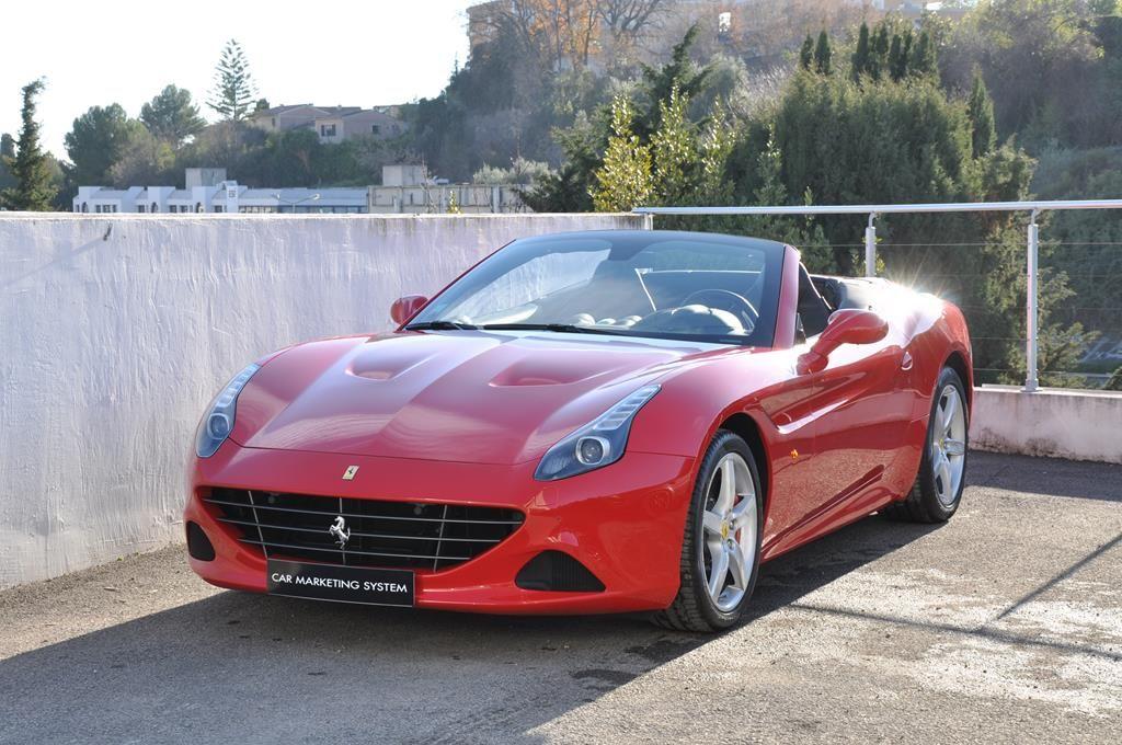 Ferrari California T 3.8 V8 T Handling Speciale Rosso Corsa - 1