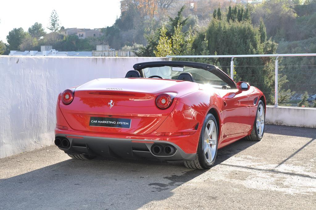 Ferrari California T 3.8 V8 T Handling Speciale Rosso Corsa - 4