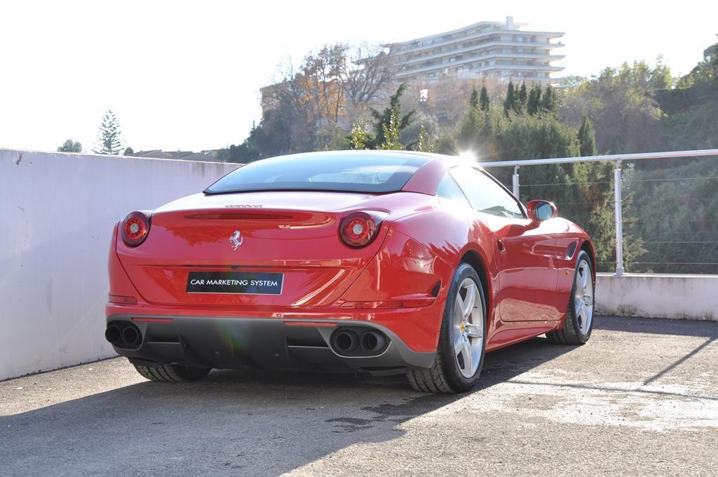 Ferrari California T 3.8 V8 T Handling Speciale Rosso Corsa - 6