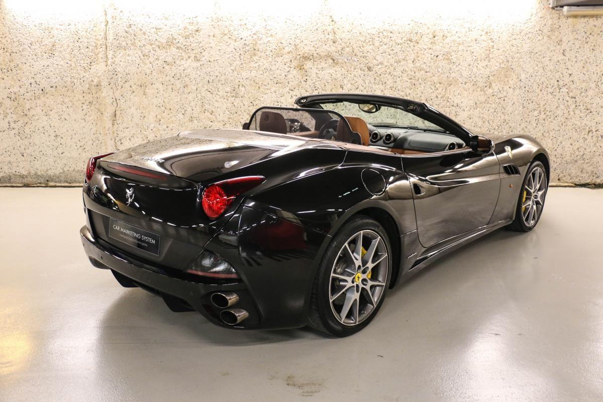 Ferrari California V8 4.3 490ch Leasing paris (Paris) - n ...