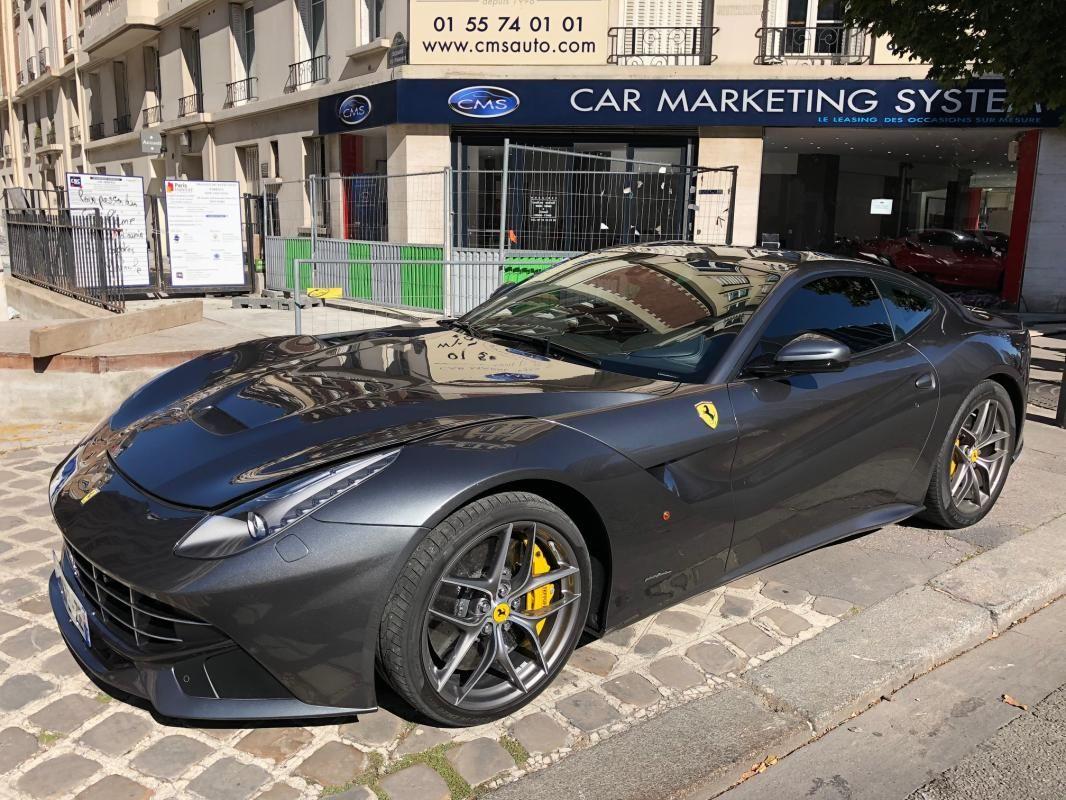 Ferrari F12 Berlinetta V12 6.0 740ch Gris Métallisé - 1