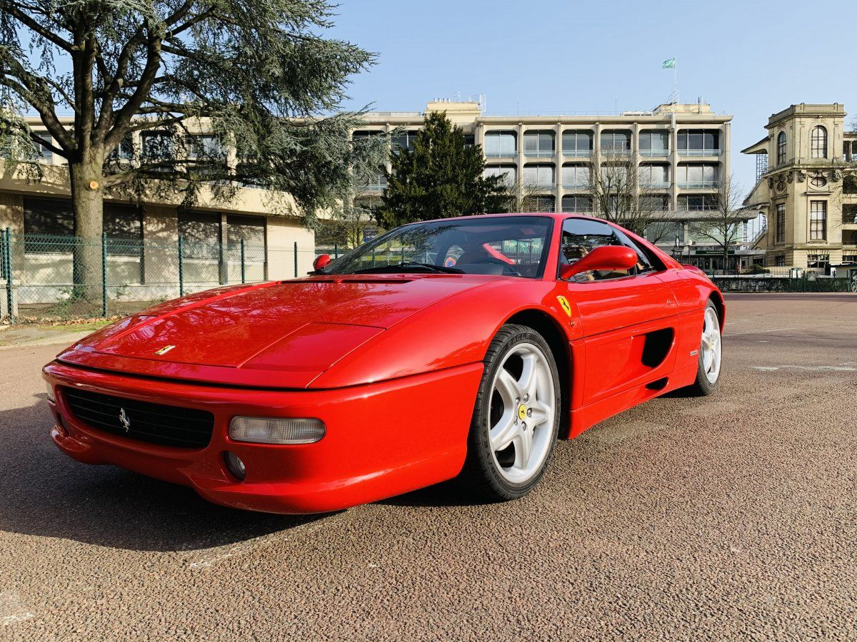 Ferrari F355 Berlinetta Rouge Occasion - 2