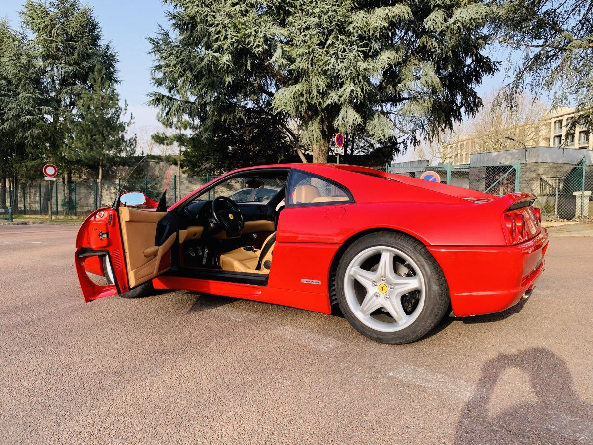 Ferrari F355 Berlinetta Rouge Occasion - 6