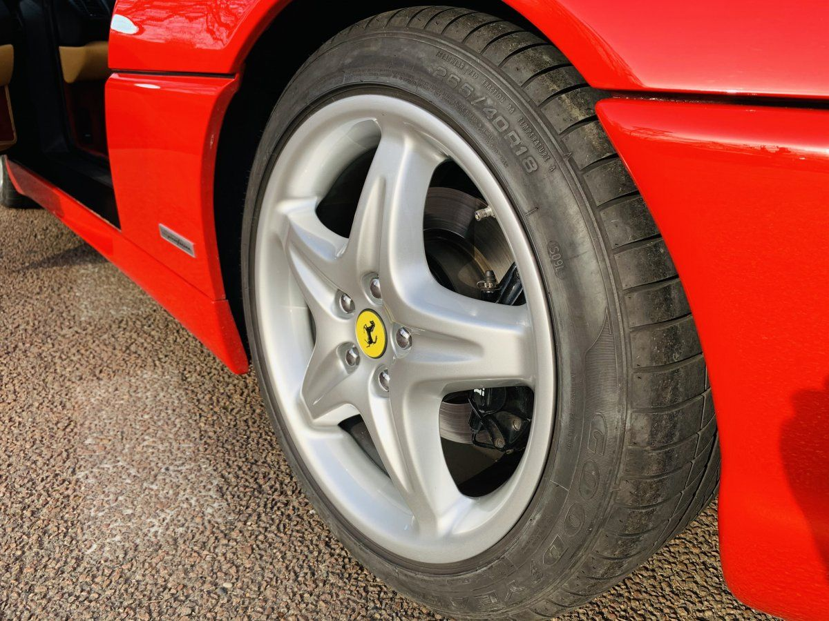 Ferrari F355 Berlinetta Rouge Occasion - 13