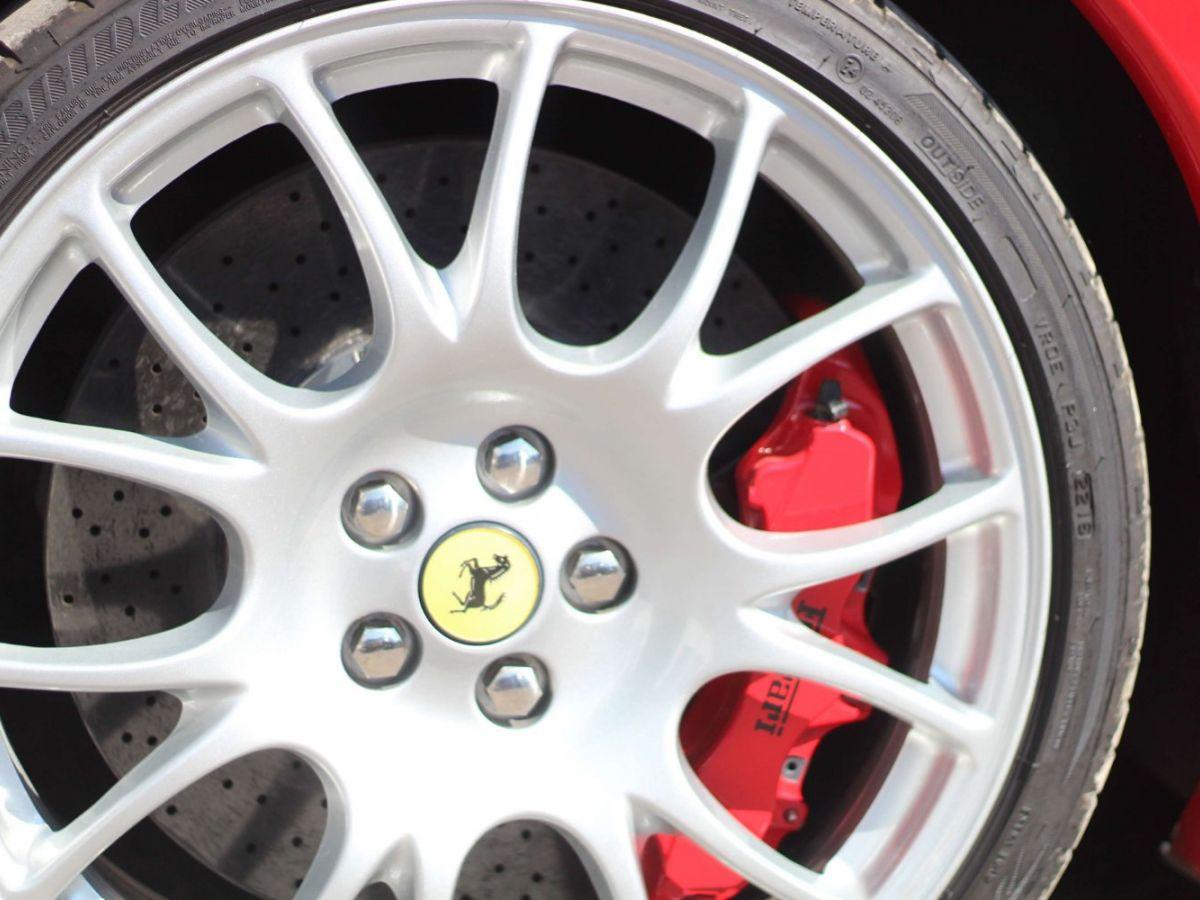 Ferrari F430 Spider F1 490CH Rouge Foncé - 14