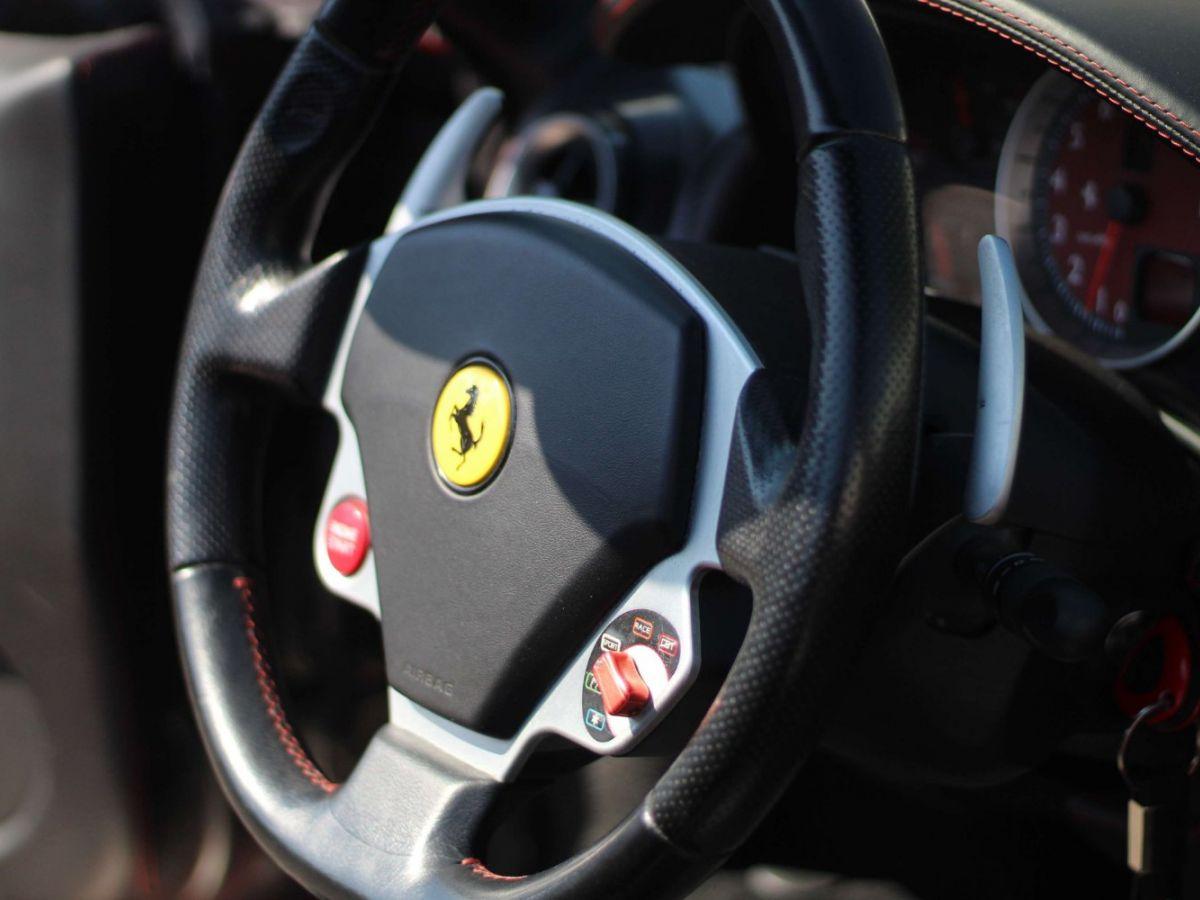 Ferrari F430 Spider F1 490CH Rouge Foncé - 31