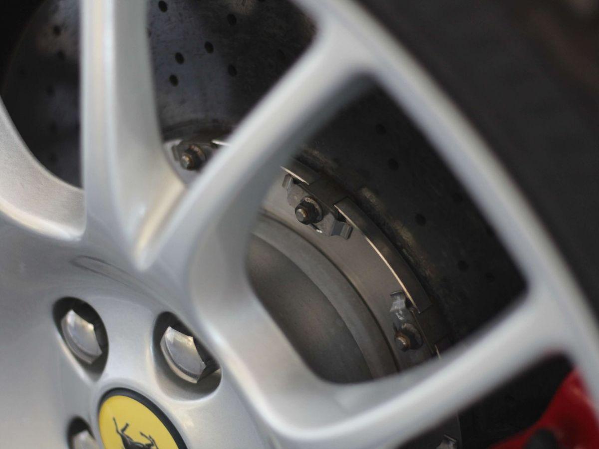 Ferrari F430 Spider F1 490CH Rouge Foncé - 43