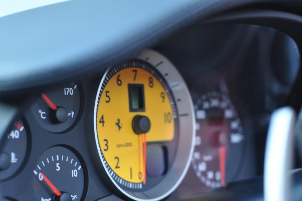 Ferrari F430 Spider V8 F1 Gris Silverstone - 13
