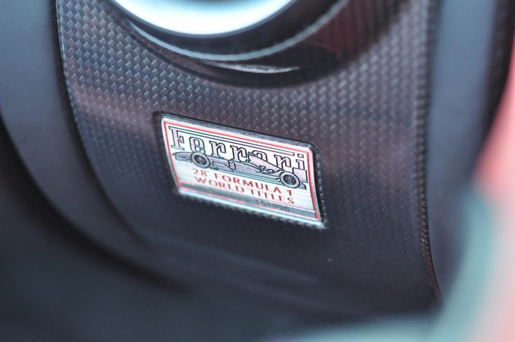Ferrari F430 Spider V8 F1 Gris Silverstone - 15
