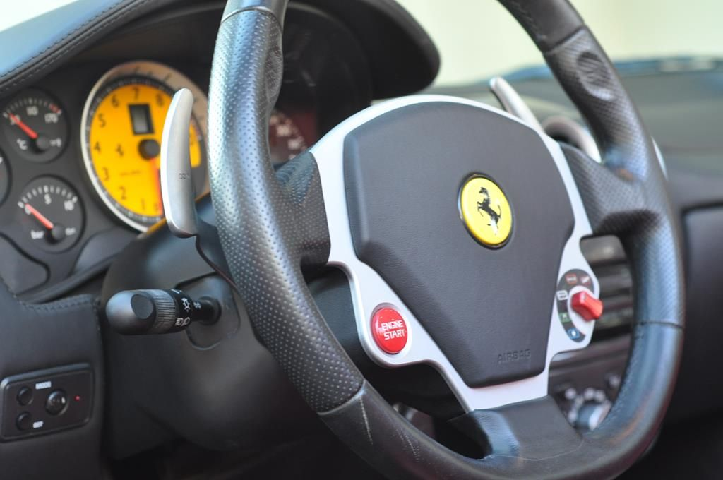 Ferrari F430 Spider V8 F1 Gris Silverstone - 16