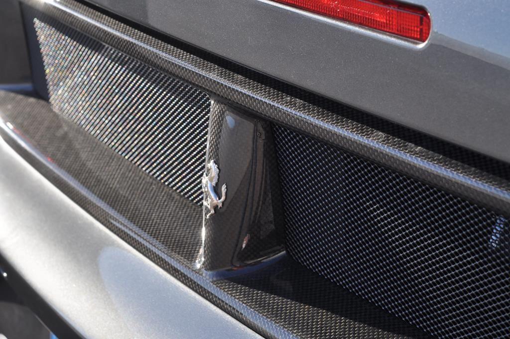 Ferrari F430 Spider V8 F1 Gris Silverstone - 18
